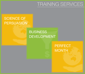 Training Services overview